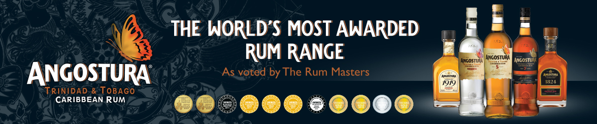 Angostura - the world's most awarded rum range