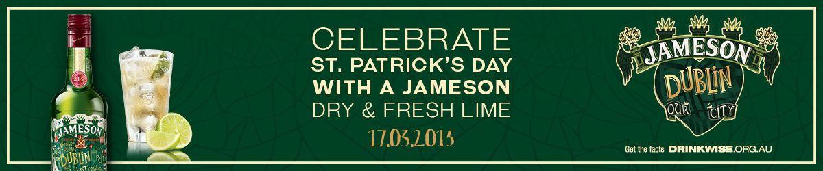 Jameson St Patrick's Day