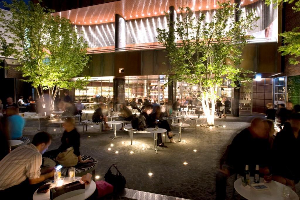 The beresford hotel sydney for Landscape design courses sydney