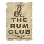 Sydney Rum Club – Ron Zacapa