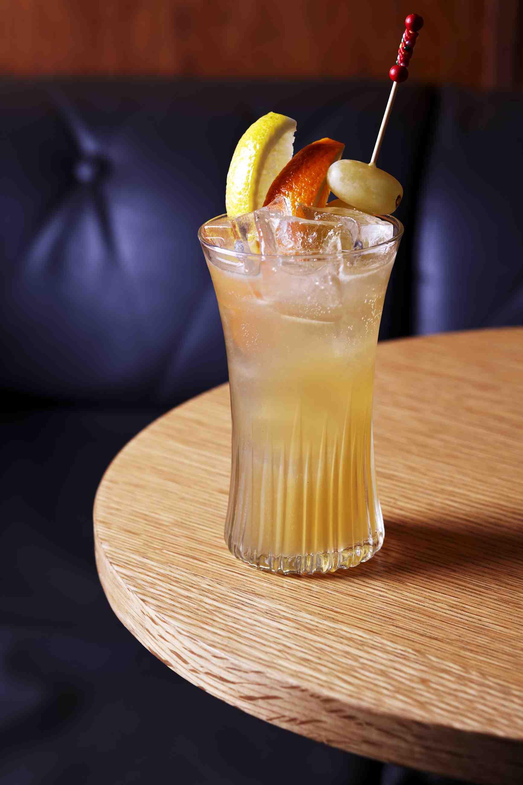 Classic Cocktail - Crimean Cup á la Mamora   australianbartender.com ...