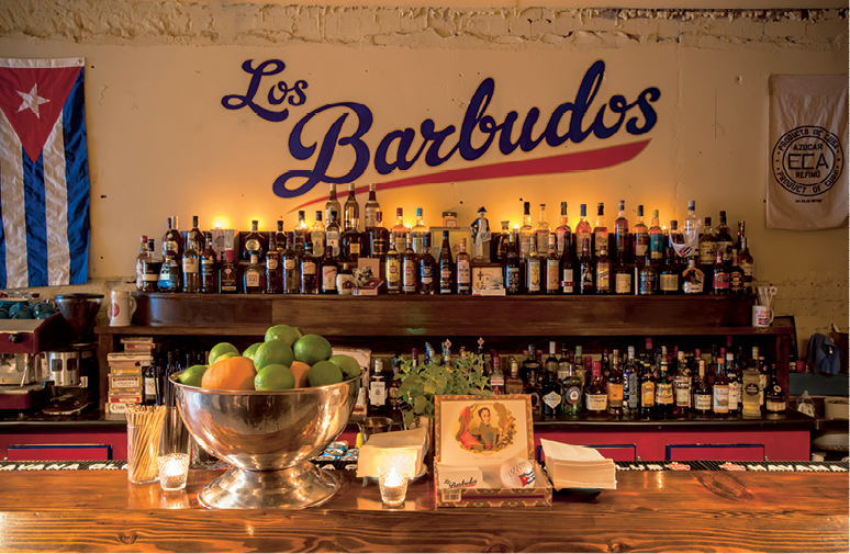LosBarbudos