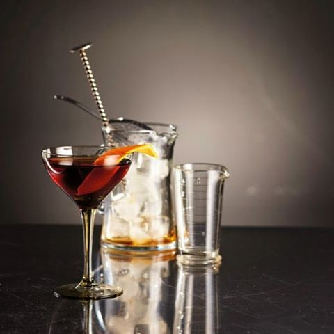 Done with Manhattans? Find out more about the ryebased classichellip