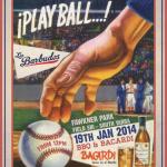 Los Barbudos & Bacardi bring baseball, BBQ and booze to Melbourne