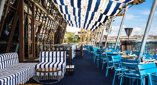 Cafe Del Mar Cockle Bay