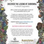 Win a trip to Poland with Zubrowka's cocktail comp