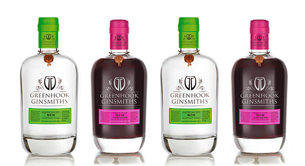 From brooklyn two great new gins to mix with for Best mix with gin