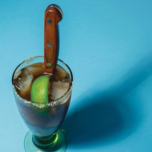 THE BATANGA is the classic tequila highball from the quintessentialhellip