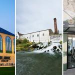 Take a look at five Irish whiskey distilleries