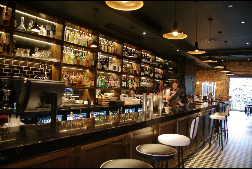 Here 39 s six new and great adelaide bars for Bar maison torino