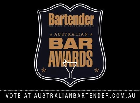 Voting in the Bartender Magazine Australian Bar Awards closes Mayhellip