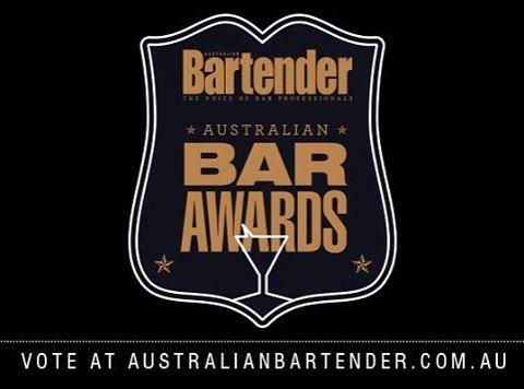 Voting in the Bartender Magazine Australian Bar Awards closes Mayhellip