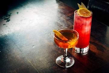 Cobbler Die Hard Drinks