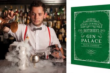 Tristan Stephenson's new book, The Curious Bartender's Gin Palace