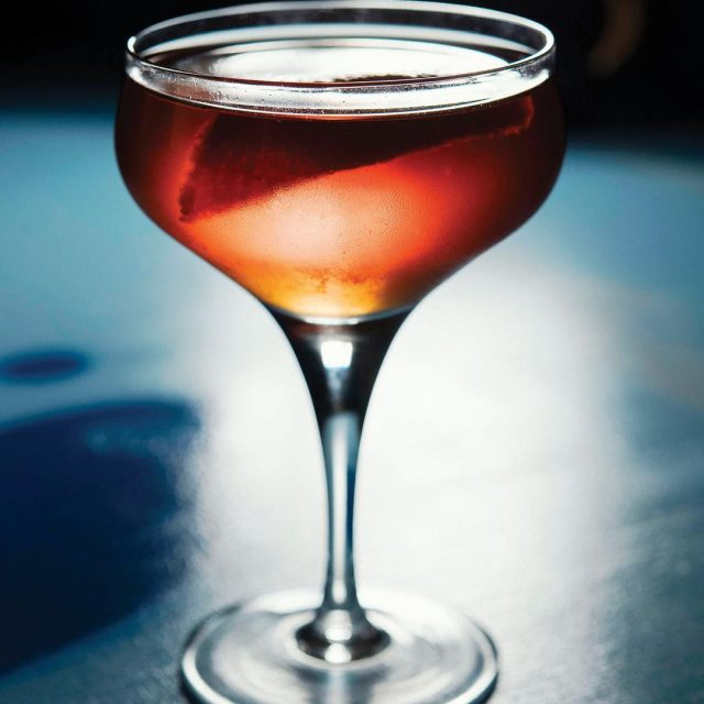 THE AFFINITY is a drink that was popular in thehellip