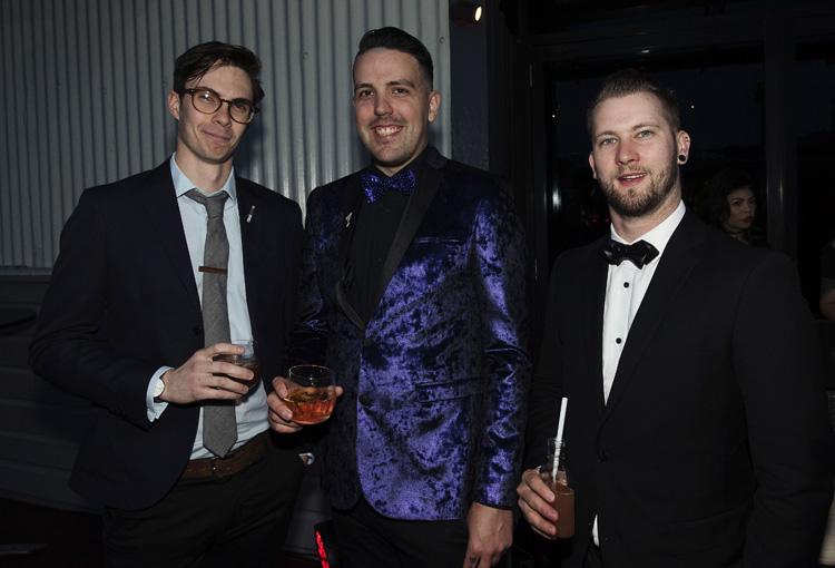 SYDNEY, AUSTRALIA - SEPTEMBER 21:  The Bartender Awards on September 21, 2016 in Sydney, Australia.  (Photo by Christopher Pearce)