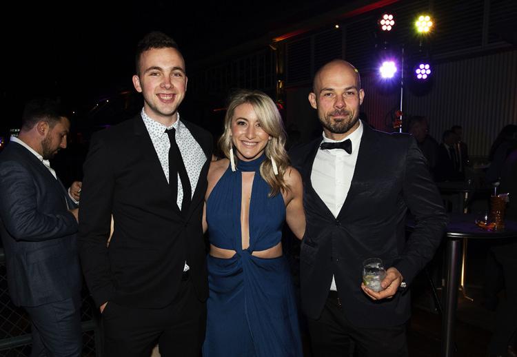 The Bar Awards on September 20, 2016 in Sydney, Australia.  (Photo by Christopher Pearce)