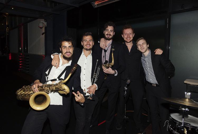 The Bar Awards on September 20, 2016.