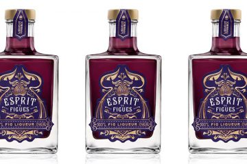 New from Think Spirits, and a bit of a first for the company, is this fresh fig liqueur: Esprit de Figues. It's got a great story behind it, too, coming from its creator Patrick Borg.