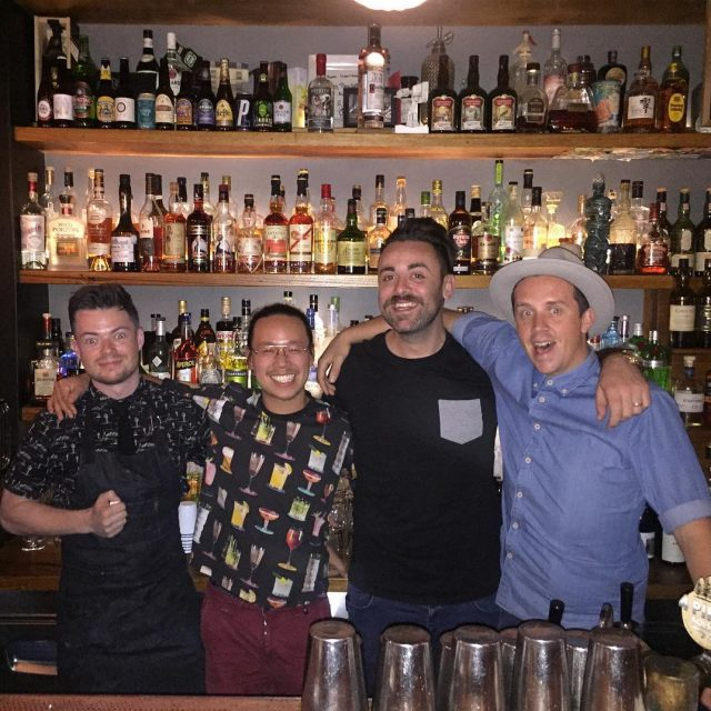 The march meeting of the Melbourne chapter of the Bartendershellip