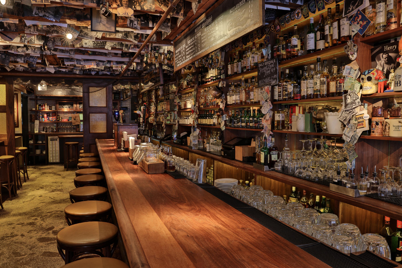 Dead Rabbit Grocery & Grog is the world's best bar — try their Commander & Chief recipe below.