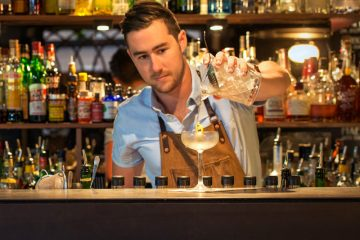 Adelaide bartender Ollie Margan talks zero-waste bartending.