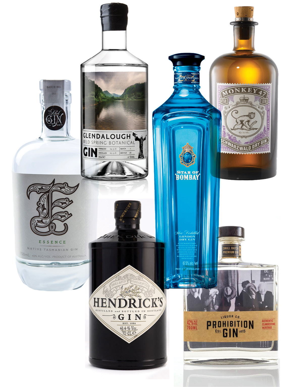 6 great gins from across the globe