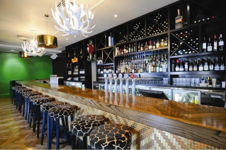 Tivoli's Bar
