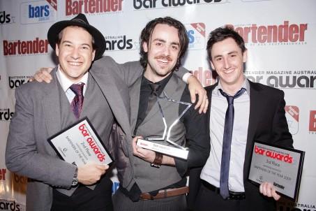 The Top Three: Sebastian Reaburn, Chris Hysted, and Jason Williams
