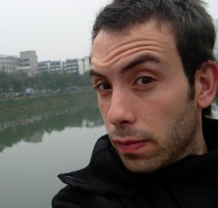Tim Philips in China 2008