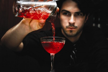 Reece Griffiths (Victoria Room, Sydney) took out the Dark Spirits Awards to find a spot in World Class Australia's Top 10