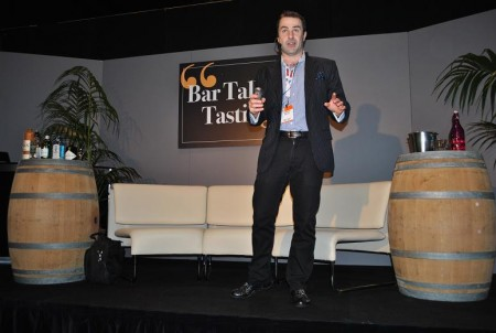 International drinks authority Philip Duff presenting to packed sessions at Sydney BarShow Week 2010