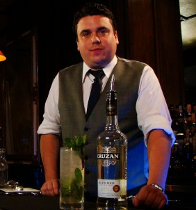 Wayne Collins is heading to Sydney for World Cocktail Week