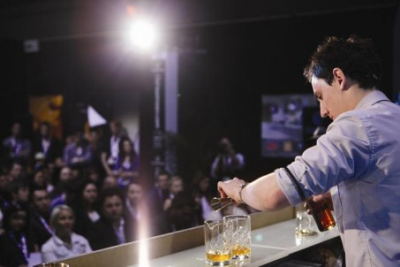 Jason Williams cool under-pressure at Sydney BarShow 2011
