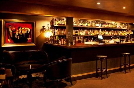 Sydney's Eau de Vie cocktail bar has recieved three nominations at TOTC 2011