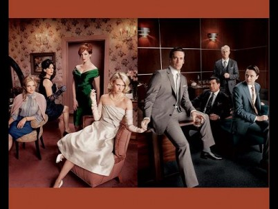 This year's Bar Awards are themed Mad Men