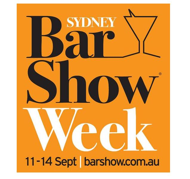 Sydney BarShow Week - September 11-14 www.barshow.com.au