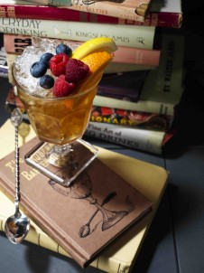The classic - Sherry Cobbler
