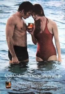 Club Cocktails 1971
