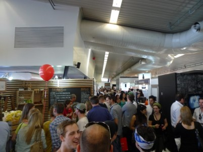 Over 1800 industry people filed through the doors on Drink Fest trade day!
