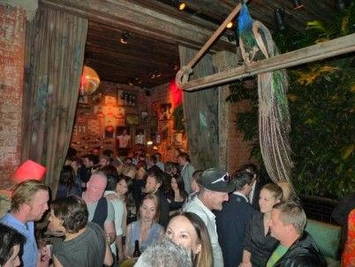 The industry's heavyweights gathered at The Winery in Surry Hills for the Bartender Magazine Movers & Shakers Drinks.