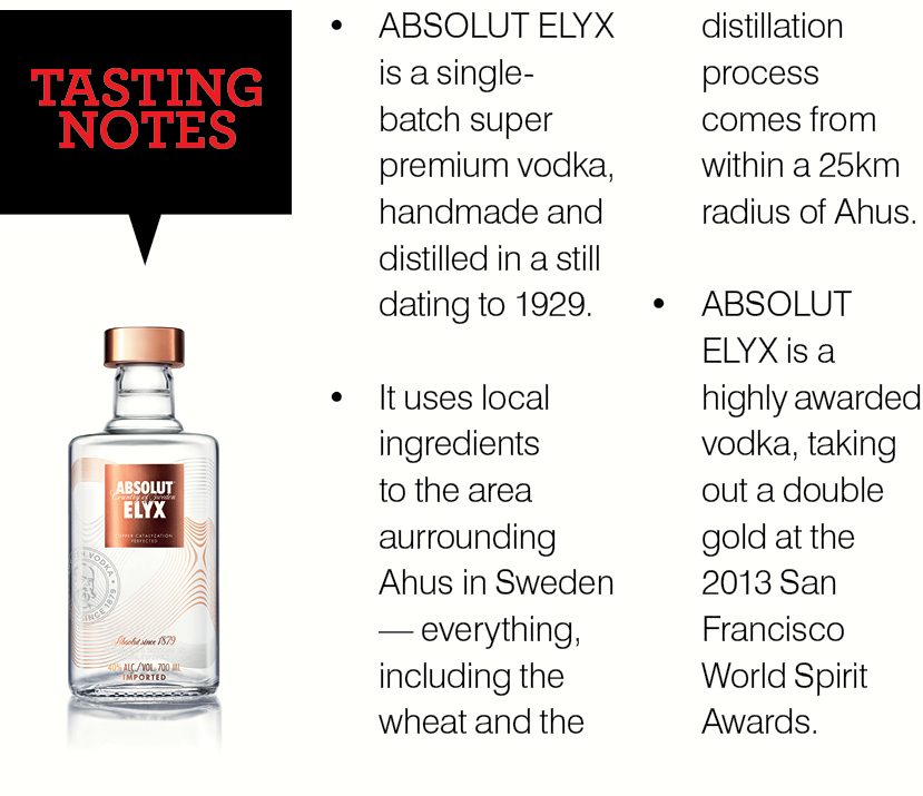 Lucky Jim Tasting Notes