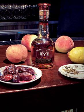 Rock & Rye Ingredients