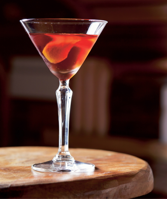 Bitter Herb Cocktail Recipe — Dishmaps