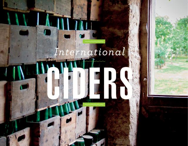 international ciders