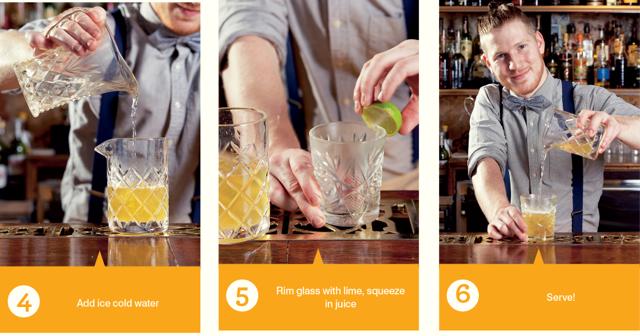 glasgow punch steps 4-6