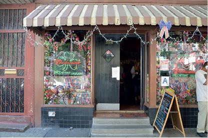 rosemarys tavern