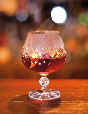 Rekorderlig-cocktail