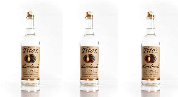 Tito's Handmade Vodka On Its Way To Oz