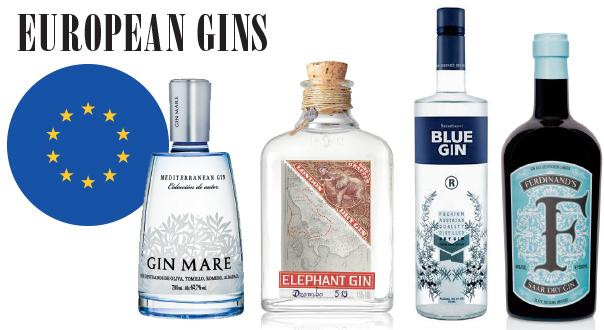 european-gins
